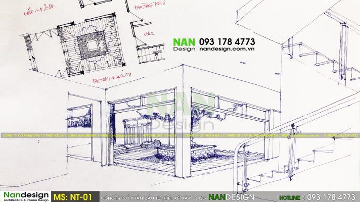 Mẫu thiết kế nội thất SP-NT-01