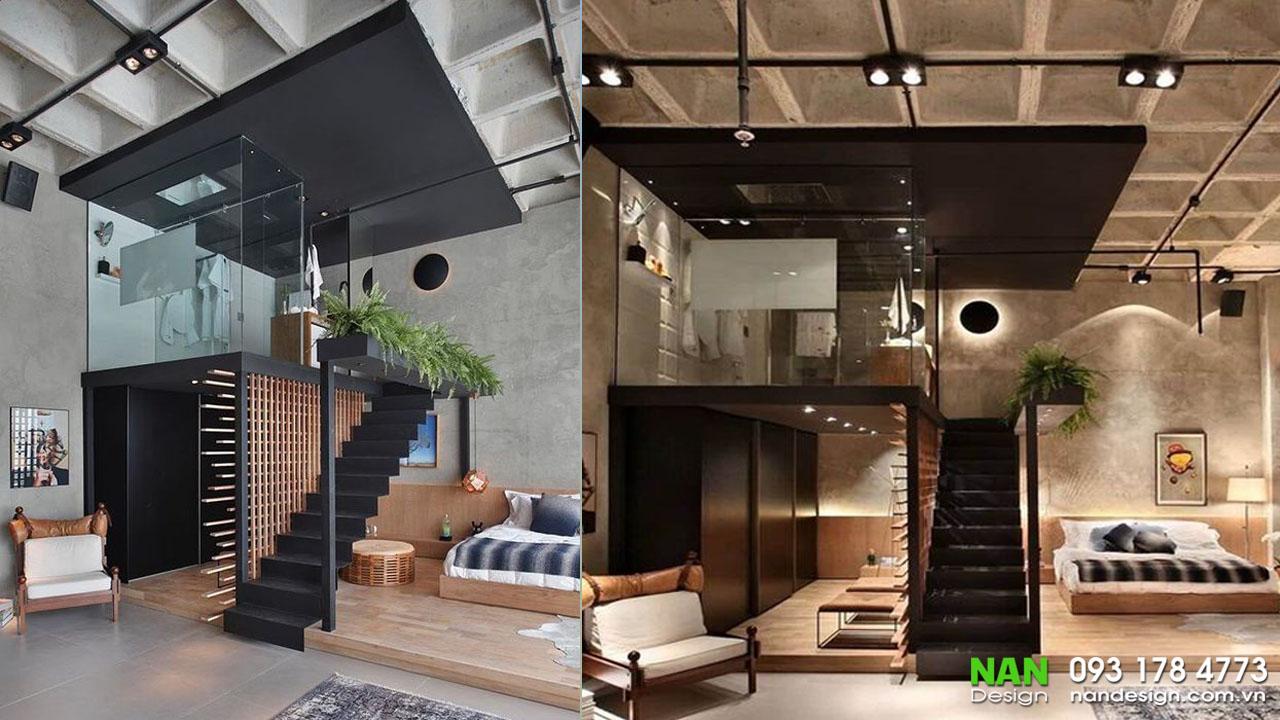 Thiết kế kiến trúc phá cách trong thiết kế nhà ở
